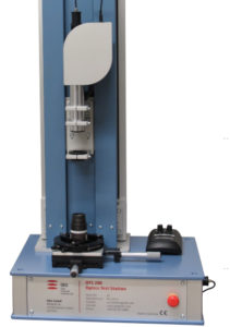 OTS 200 test station for single lenses and optical systems