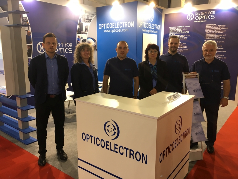 PFO at OPTATEC 2018